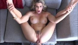 Cory Chase quiere que se la metan por el culo como en las pelis porno